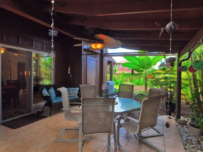 Photo for Kahakai Place, Tropical Get-Away centrally located in Kailua Kona HI Big Island