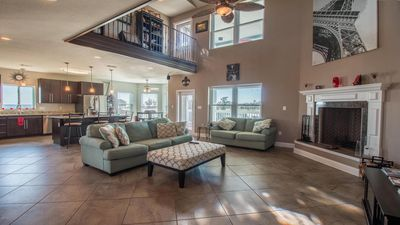 Photo for AMAZING BEACH GETAWAY IN LONG BEACH MS- AN HOUR TO NEW ORLEANS! PRIVATE POOL!