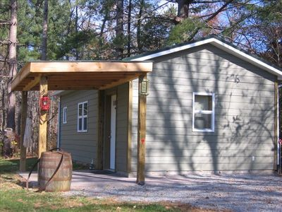 Photo for Cozy Cabin near the  Pisgah National Forest in Brevard