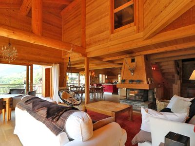 Photo for LUXURY CHALET WITH SPA