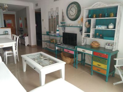 Photo for A823 - Fantastic apartment in the best urbanization in la Cala