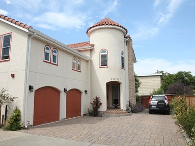 Photo for PROMOTION RATE: Beautiful Mediterranean House Near SFO