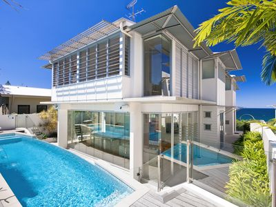 Photo for Perched on the highest point of the exclusive Sunshine Beach Esplanade