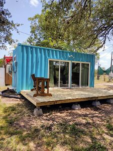 Photo for Little Blu Container Cabin