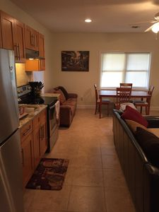 Photo for Charming New Apartment located minutes away from NYC.Sleeps 6 Guests