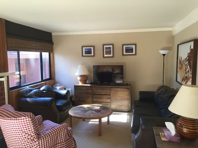 Photo for 1 Bedroom + 1 Loft, 2 Bath, Walk to Canyon Lodge - Walking Distance to Village