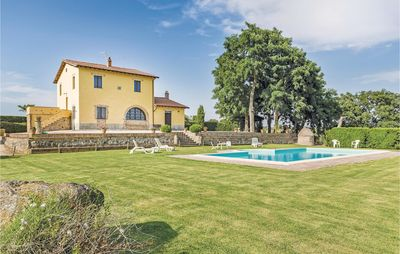 Photo for Beautiful, renovated farmhouse, situated in a very peaceful and panoramic position