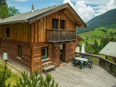 Photo for Spacious Chalet in Annaberg-Lungötz with Sauna