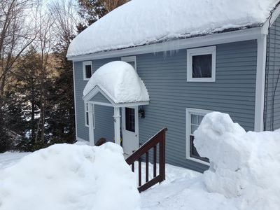 Photo for 5 Bdrm Lakehouse, sleeps 18, private dock, hot tub, 15 minutes to Mount Snow