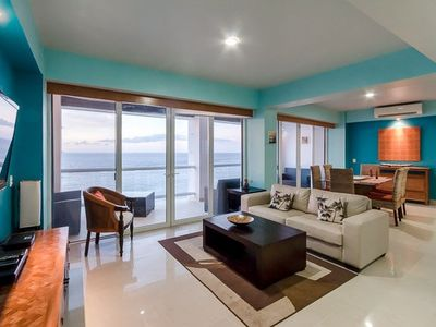 Photo for Ocean Views From Every Room, Heated Pool