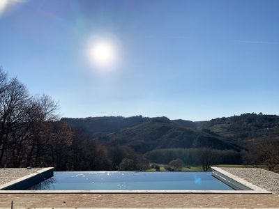 Photo for Casale Sfarina, private pool