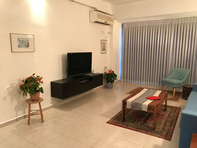 Photo for Modern, quiet and comfortable 100 square meters apartment