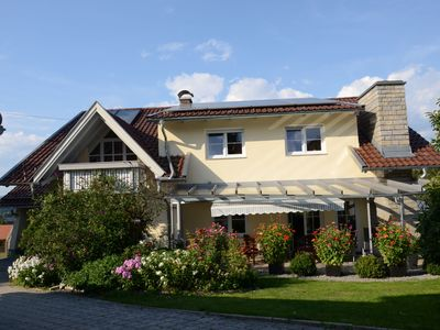 Photo for Luxurious Apartment in Dorn Bavaria with colourful garden