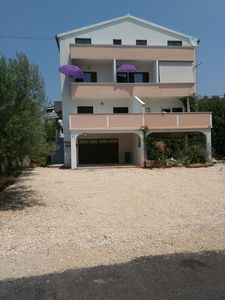 Photo for Apartment in Zadar - Diklo (Zadar), capacity 2+2
