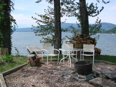 Photo for Lakefront family home in Blind Bay - Shuswap Lake
