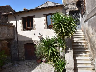 Photo for AT THE CASTLE OF LEPRIGNANO, SURROUNDED BY HISTORY, JUST 25 KM FROM ROME