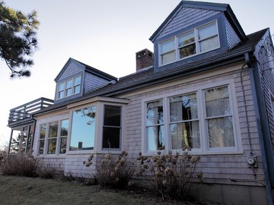 Photo for Exclusive Cape Cod charm with private ocean access to Nauset Beach