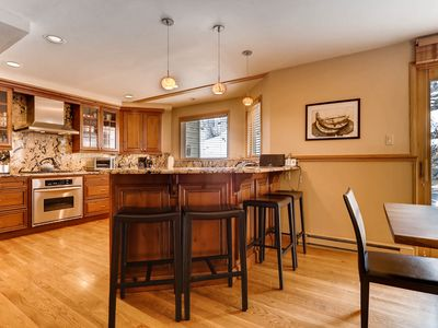 Photo for Luxury Townhome in Upscale Vail Golf Course area. Free Vail Bus Route | VGC36