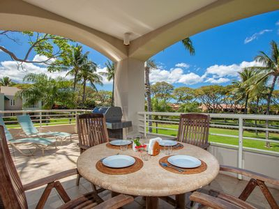 Photo for Palms at Wailea #1902 Garden View 2Bd/2Ba, Fully Air Conditioned, Sleeps 6