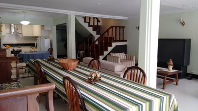 Photo for TOWNHOUSE IN THE CENTER OF BRASÍLIA 703 South, with 3 suites and 4 apts with kitchen.