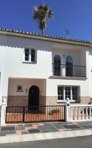 Photo for Family friendly villa in stunning location 60 metres from the beach Free Wifi