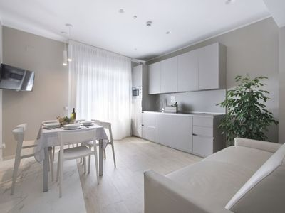 Photo for RESIDENCE DOLCEMARE - Family apartment, 2 bedrooms, 2 bathrooms