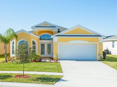 Photo for House in Kissimmee with Parking, Washing machine, Air conditioning, Pool (445513)