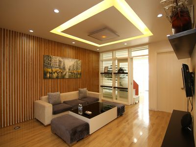Photo for Nguyen Luong Bang #1403 - Cozy Flat with Balcony and Lake View