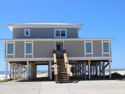 Photo for Beachfront Multifamily Vacation Rental!  7 BR/7 BA. Newly Renovated!