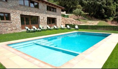 Photo for 9 bedroom Villa, sleeps 18 with Pool and FREE WiFi