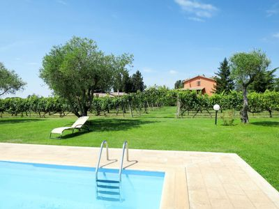 Photo for Vacation home Agriturismo Santa Bruna (OTE110) in Orte - 6 persons, 3 bedrooms