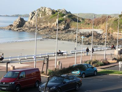 Photo for Sea View Apartment Perros Guirec