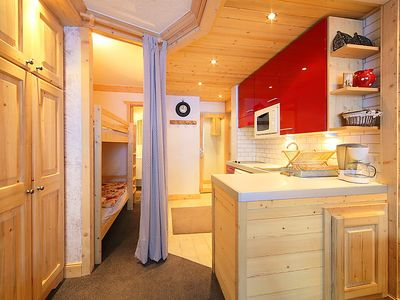 Photo for Apartment Le Pramecou in Tignes - 4 persons, 1 bedrooms