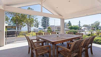 Photo for Beauty and the Beach, 88 Foreshore Drive - large home with WIFI & water views