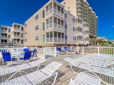 Photo for North Myrtle Beach Condo 3 Bedroom 2.5 Bath Wifi, Pool, W/D