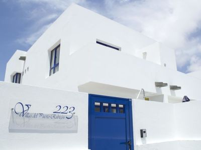 Photo for One bedroom Villa, sleeps 2 in Playa Blanca with Pool and WiFi