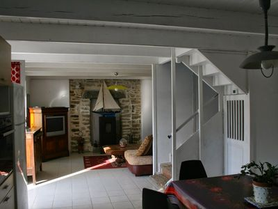 Photo for House stone Penty 6/8 people Saint Guénolé Penmarc'h