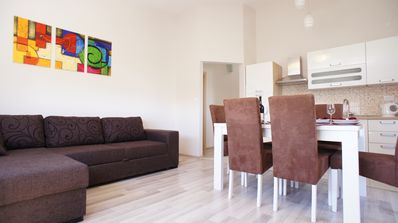 Photo for 2 bedroom apartment with sea-view terrace