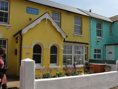 Photo for Sea View Cottage, Sandgate