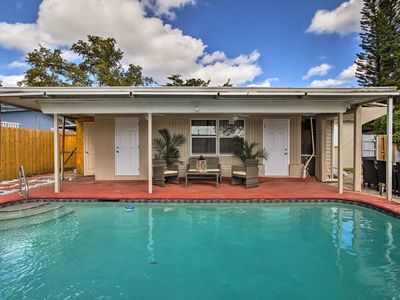 Photo for Hollywood Home w/Pool - Mins to Dwtn & Beach!