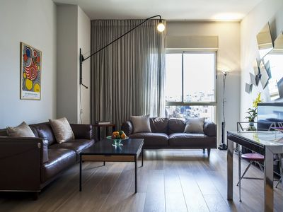 Photo for Apartment Plume | 2BR | Tel Aviv | Lev Hair | Melchett St | #TL54