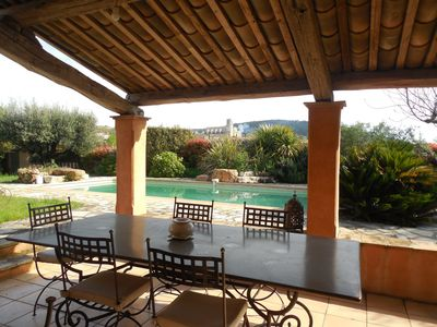 Photo for Le Jas Fontaine - Six Bedroom Villa, Sleeps 12