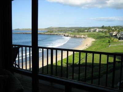 Photo for Ocean Front Rare Beach View from Villa Unit 21b3