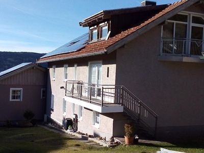Photo for Large apartment with a private balcony and separate entrance
