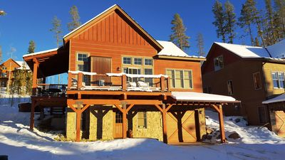 Photo for Beautiful Mountain Home - Comfortably Removed Yet Close to All-Season Activities