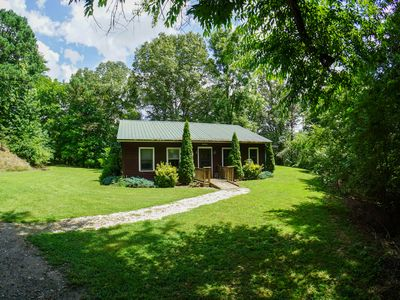 Located 5 minutes from Downtown Bryson City