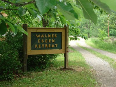 Welcome to Walker Creek Retreat!
