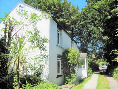 Photo for Beautiful valley Cottage nr sea, family/dog friendly BOOK CHRISTMAS & NEW YEAR