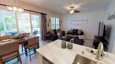 Photo for Modern, Highly Upgraded 2 Bed, 2 Bath Ground Floor Condo in Coconut Plantation at Ko Olina