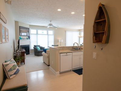 Photo for Updated Modern Lake View Condo